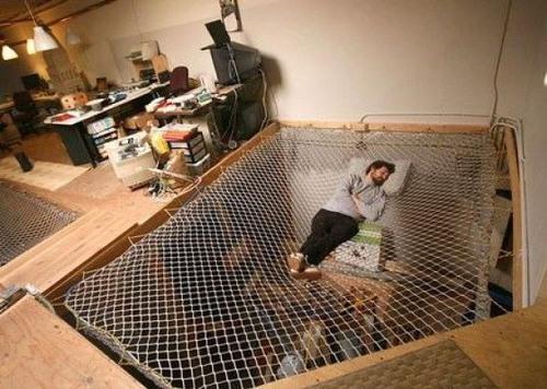 Необычные кровати. Фото 30
