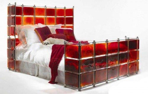 Необычные кровати. Фото 31