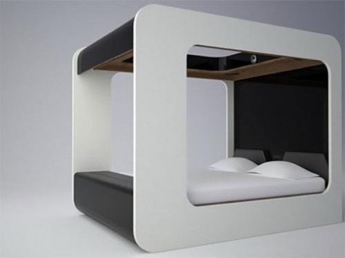 Необычные кровати. Фото 33