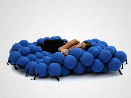 Необычные кровати. Фото 36