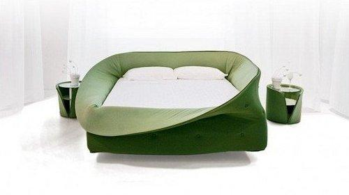 Необычные кровати. Фото 4