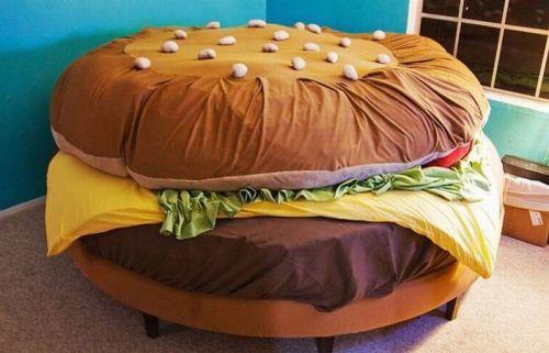 Необычные кровати. Фото 6