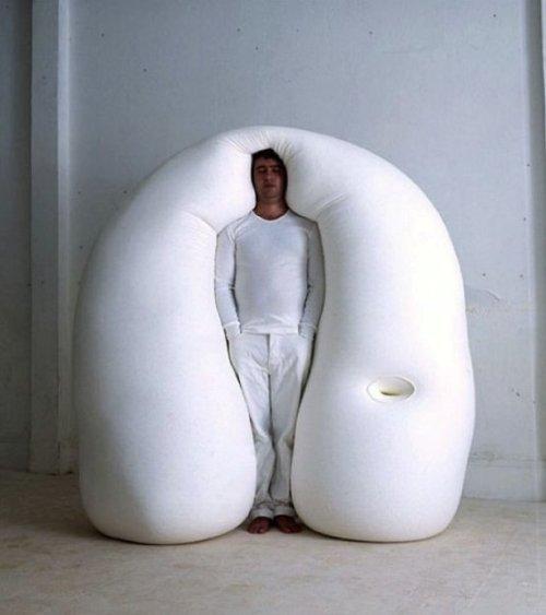 Необычные кровати. Фото 7