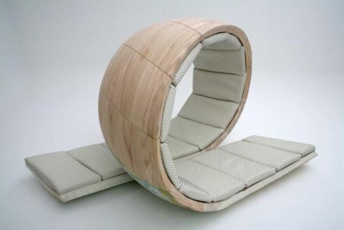 Необычные кровати. Фото 8