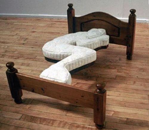 Необычные кровати. Фото 9