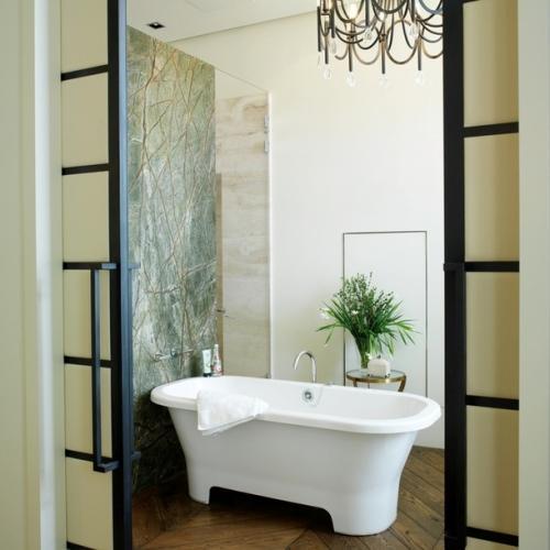 Преимущества установки раздвижных дверей для ванной и туалета