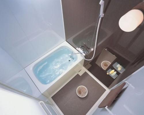 Ванная комната 3 кв. м. Фото 5