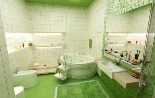 Ванная комната. Фото 7
