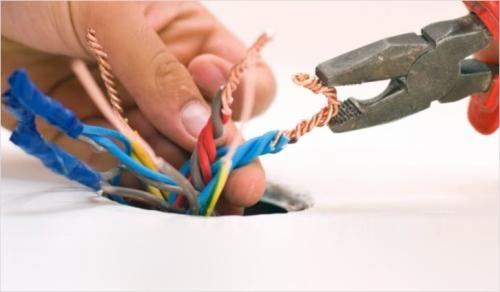Замена электропроводки в квартире своими руками. Порядок замены старых проводов