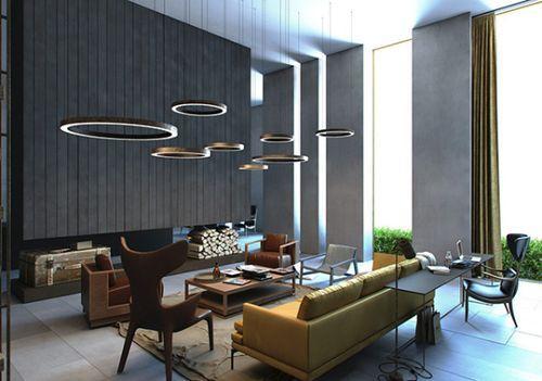 Элегантный интерьер квартиры. Фото 2
