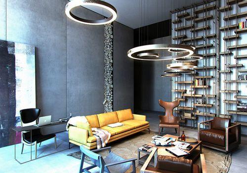 Элегантный интерьер квартиры. Фото 3