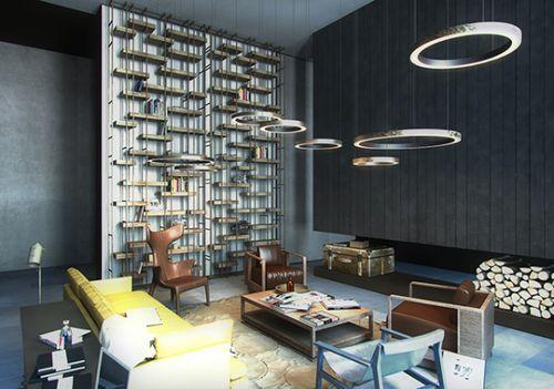 Элегантный интерьер квартиры. Фото 4