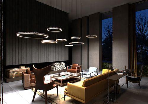 Элегантный интерьер квартиры. Фото 5