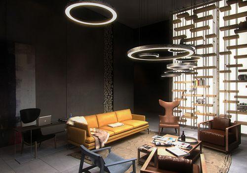 Элегантный интерьер квартиры. Фото 7