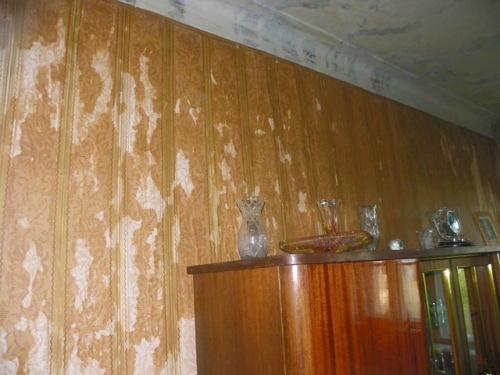 Как избавиться от сырости стен