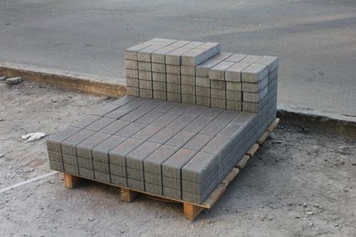Как правильно уложить тротуарную плитку своими руками. Технология укладки