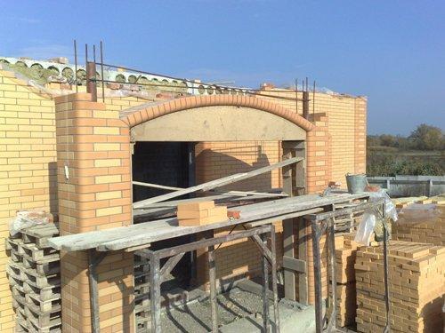 Строительство арки своими руками