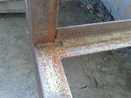 Как правильно варить металлическую лестницу