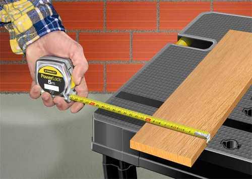 Измерительные рулетки и их точность