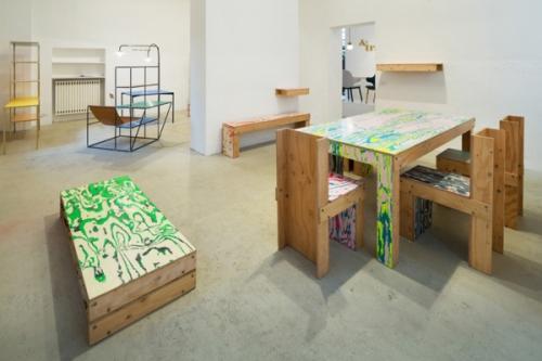 Мебель из фанеры ColoRing. Фото 5