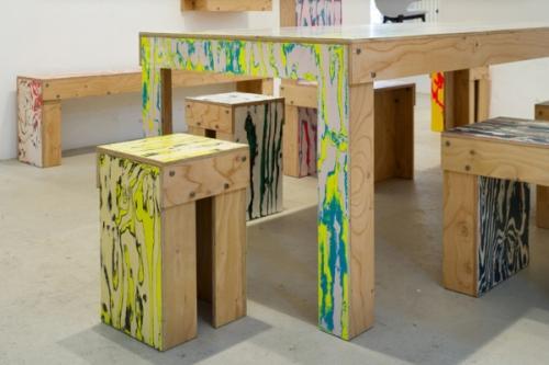 Мебель из фанеры ColoRing. Фото 6