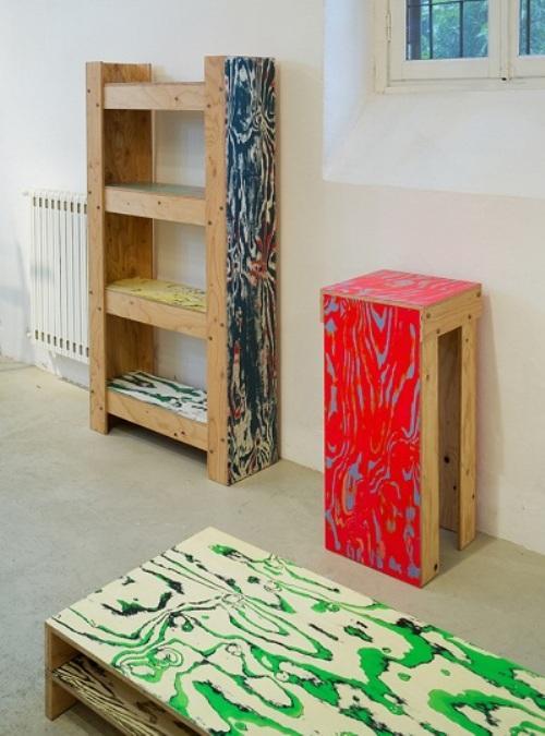 Мебель из фанеры ColoRing. Фото 7
