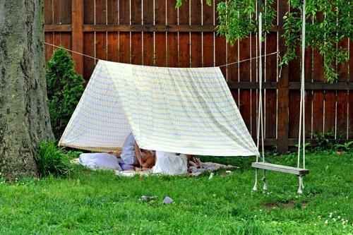 Палатка для ребенка