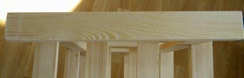 Элементы деревянной полки
