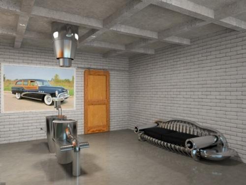 Проект современной кухни Buick-Chief. Фото 7