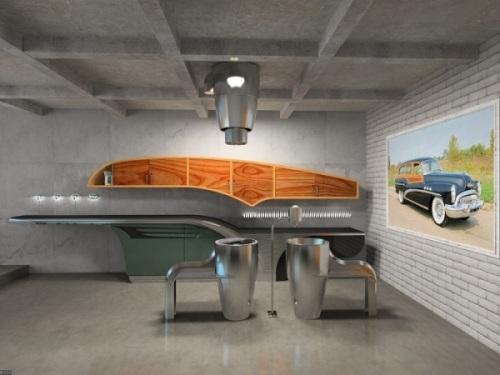 Проект современной кухни Buick-Chief