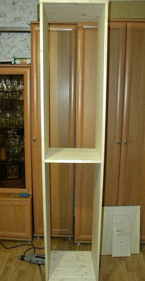 Пенал шкафа