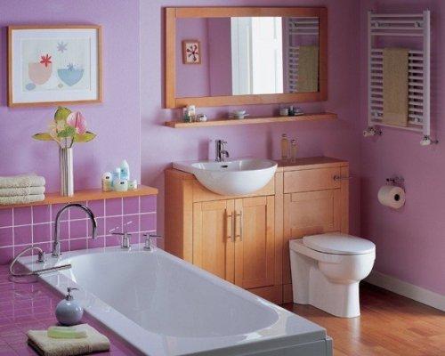 Дизайн и интерьер ванной комнаты продуманный до мельчайших деталей. Стили. Фото