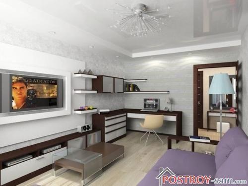 Современный дизайн квартиры хрущевки
