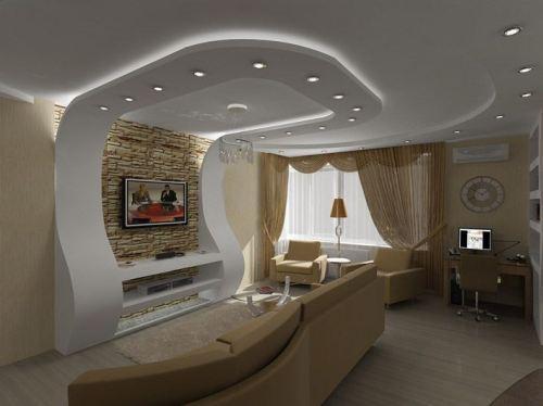 Свет и цвет в дизайне квартиры