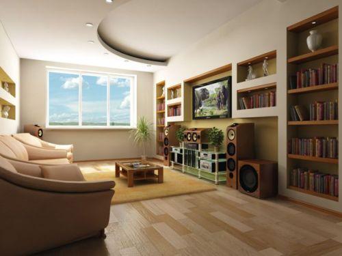 Дизайн квартиры. Фото пример