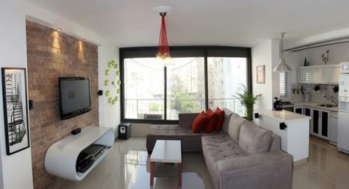 Стильный дизайн однокомнатной квартиры