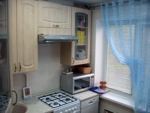 Способы увеличения пространства маленькой кухни