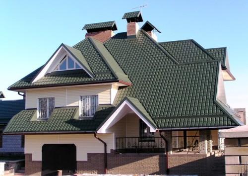 Какой выбрать материал для кровли крыши?