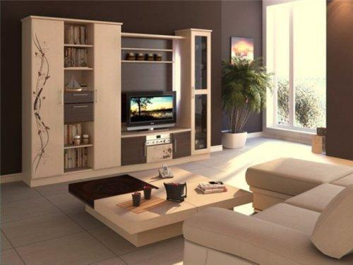 мебель для гостиной фото рисунком