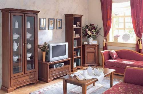 Мебель для гостиной. Фото