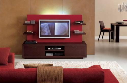 Минимум мебели для гостиной