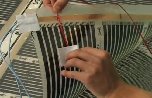 Изоляция термодатчика