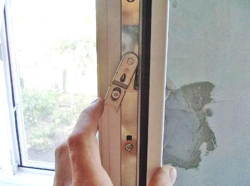 Снятие окна с блокировки