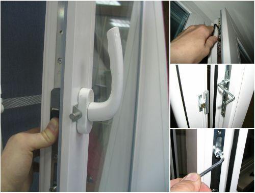Регулировка и ремонт пластиковых окон своими руками