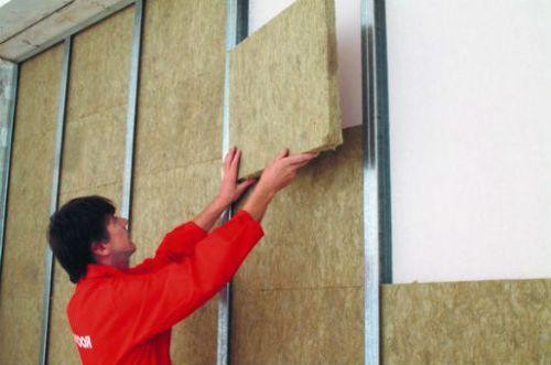 Шумоизоляция стен квартиры своими руками