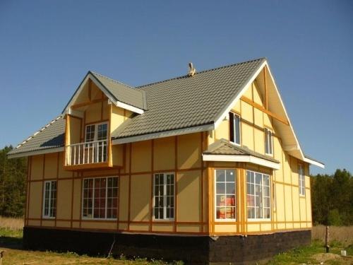 Чем утеплить каркасный дом? Выбираем между миниральной ватой и пенопластом