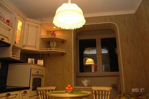 Люстра для кухни