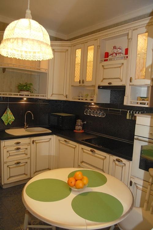 Как оформить кухню своими руками