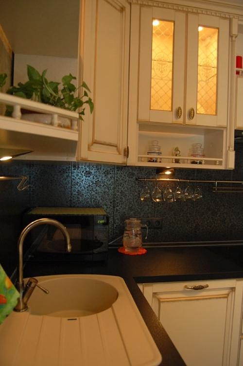 Мойка на кухне