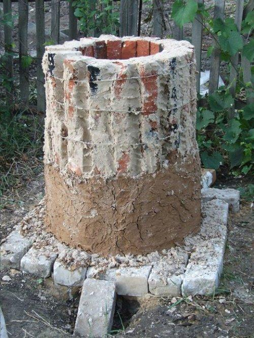 Второй слой глины